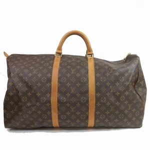 Louis Vuitton Boston Bag Keepall 60 travel